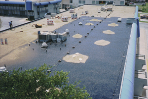 Gravel Roofs Are Old Style, Problematic Roofs. But Building Owners With Gravel  Roofs Do Have A Systematic Maintenance Answer With Heavy Duty Gravel Roof  ...
