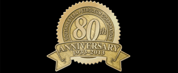 80 Years Strong Southwestern Petroleum Corporation